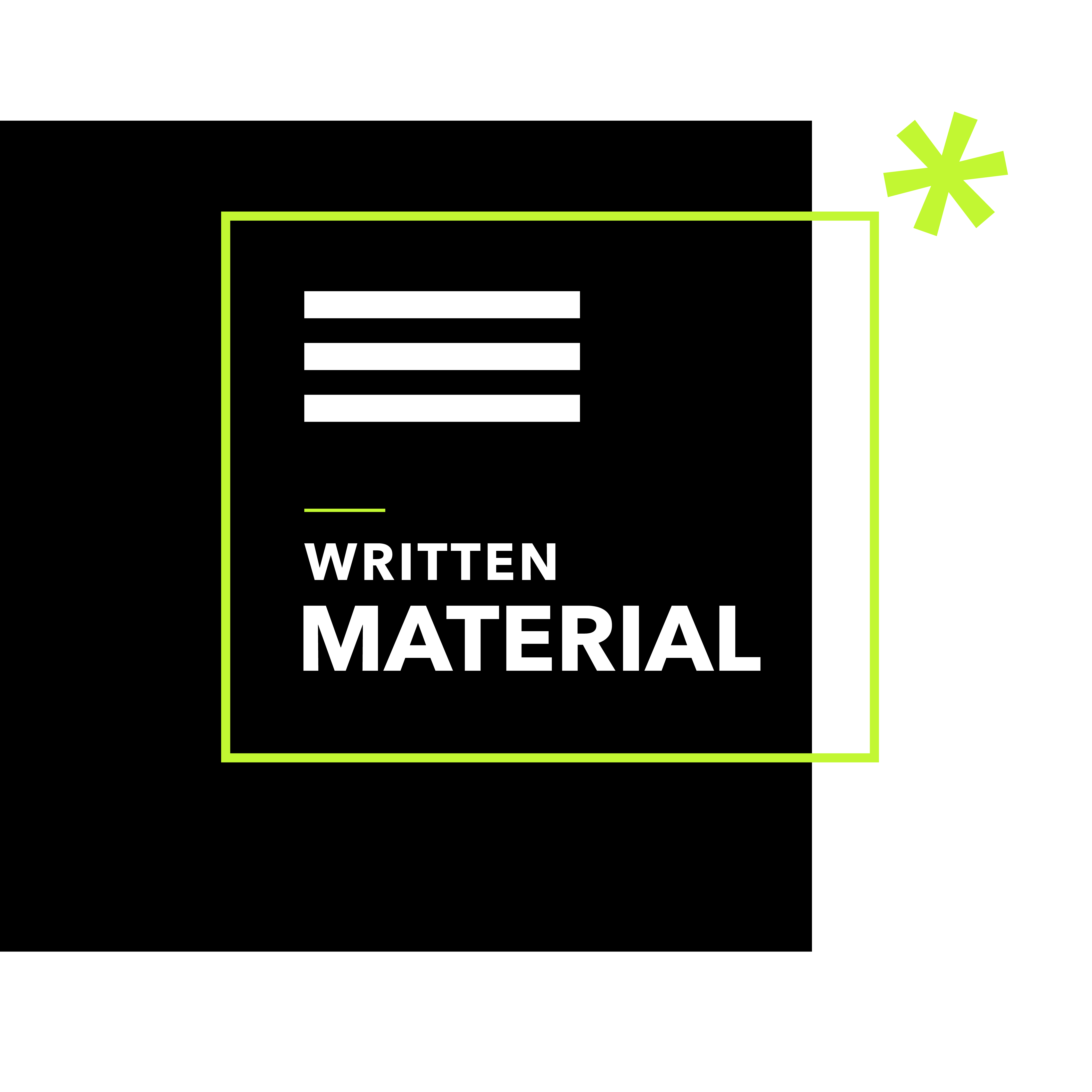 AMC WEBSITE - Content Specialties - Written Material-01